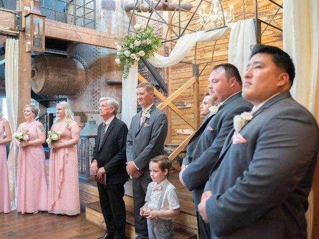 Ryan and Shelby's Wedding in Washington, Oklahoma 133