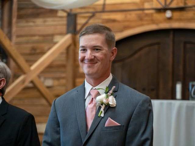 Ryan and Shelby's Wedding in Washington, Oklahoma 142