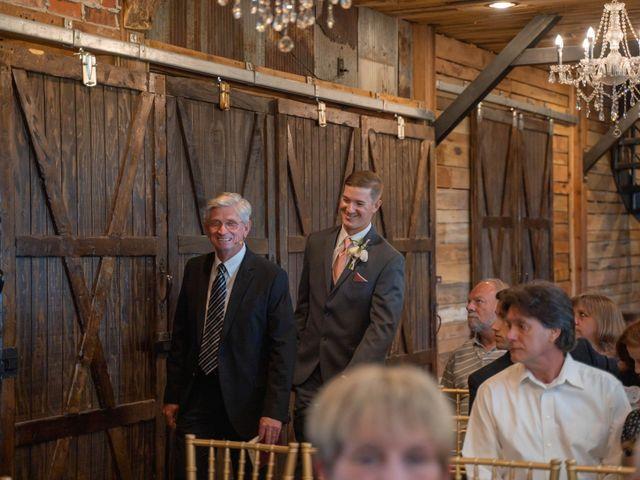 Ryan and Shelby's Wedding in Washington, Oklahoma 144