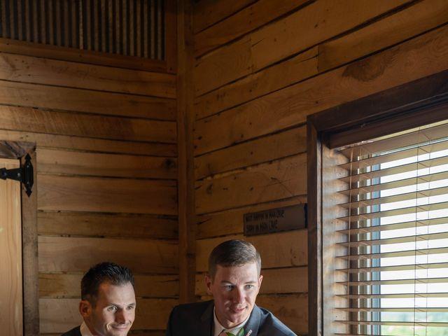 Ryan and Shelby's Wedding in Washington, Oklahoma 159