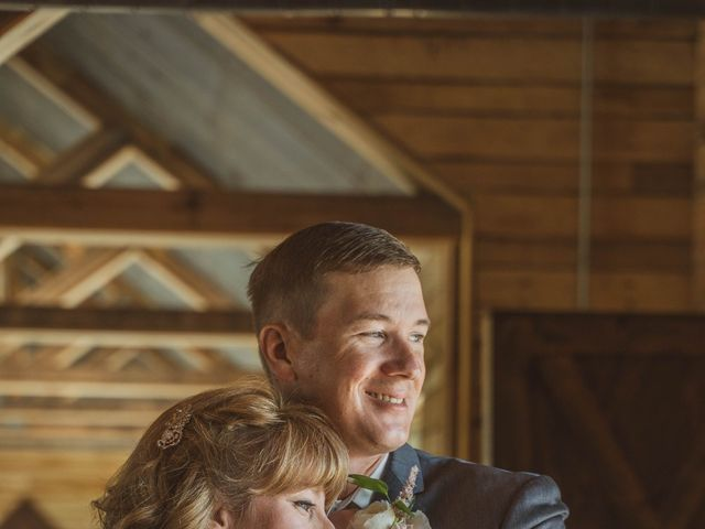 Ryan and Shelby's Wedding in Washington, Oklahoma 160