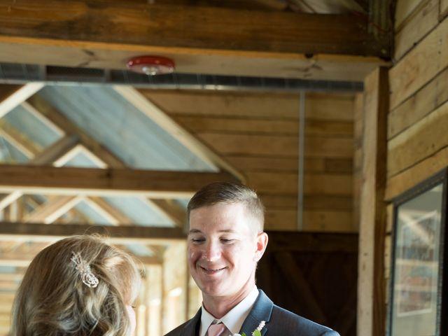 Ryan and Shelby's Wedding in Washington, Oklahoma 161