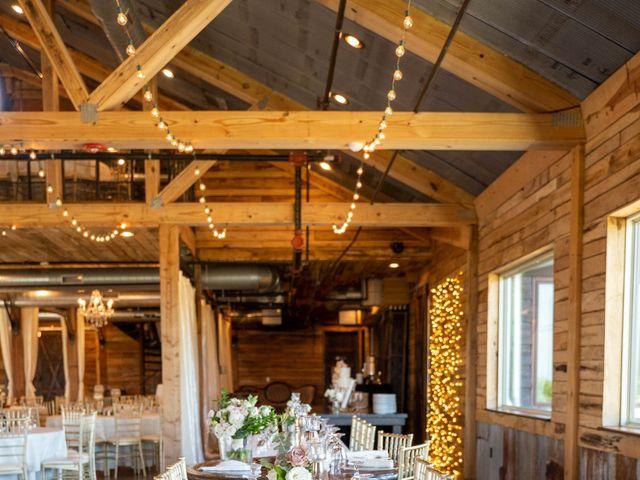 Ryan and Shelby's Wedding in Washington, Oklahoma 164