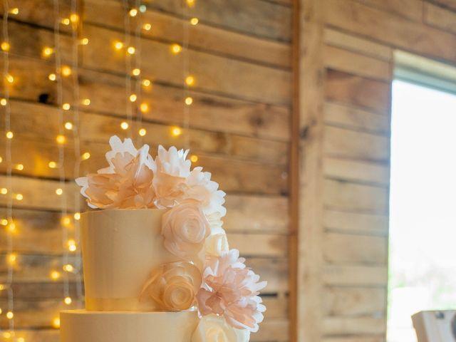 Ryan and Shelby's Wedding in Washington, Oklahoma 170