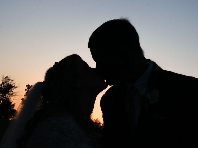 Ryan and Shelby's Wedding in Washington, Oklahoma 193