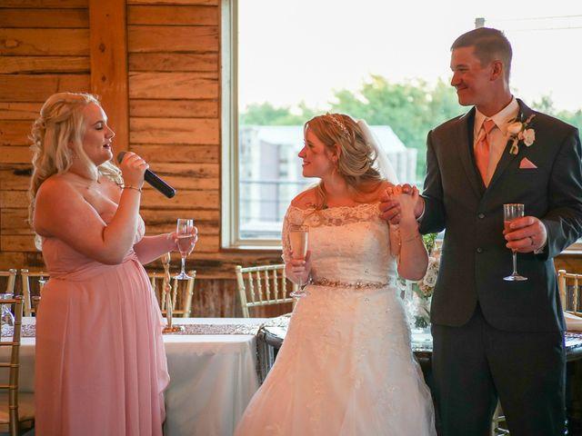 Ryan and Shelby's Wedding in Washington, Oklahoma 194