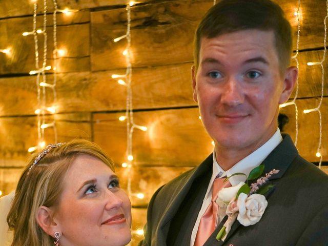 Ryan and Shelby's Wedding in Washington, Oklahoma 196
