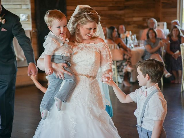 Ryan and Shelby's Wedding in Washington, Oklahoma 201