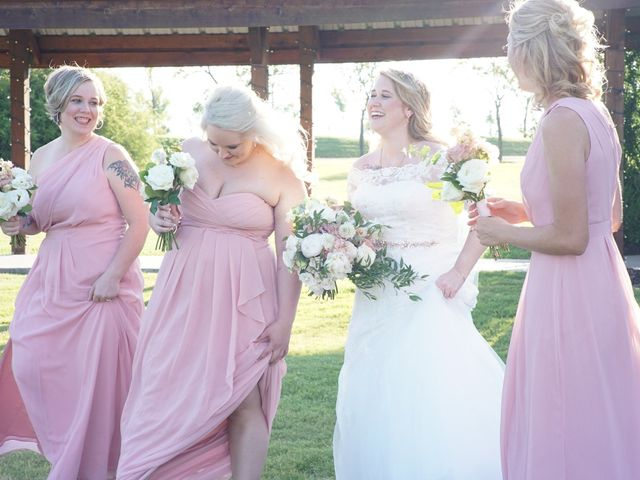 Ryan and Shelby's Wedding in Washington, Oklahoma 206