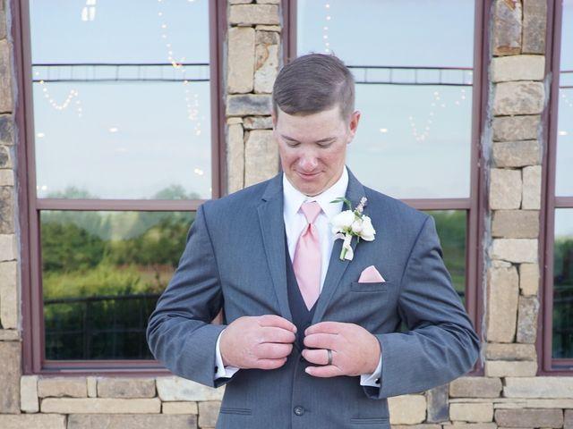 Ryan and Shelby's Wedding in Washington, Oklahoma 208