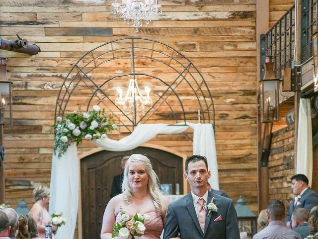 Ryan and Shelby's Wedding in Washington, Oklahoma 218