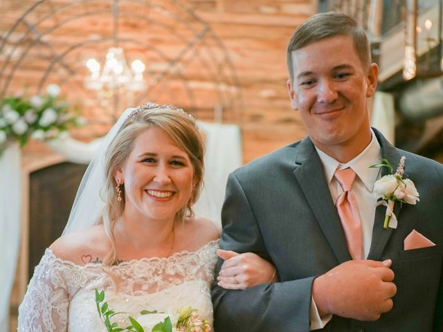 Ryan and Shelby's Wedding in Washington, Oklahoma 219