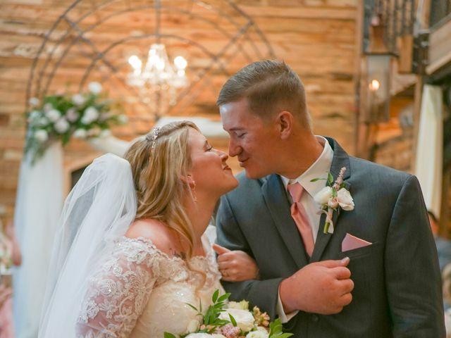 Ryan and Shelby's Wedding in Washington, Oklahoma 220