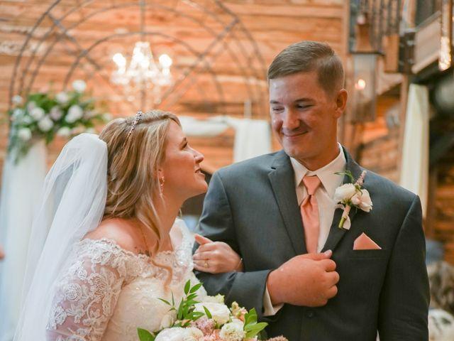 Ryan and Shelby's Wedding in Washington, Oklahoma 221
