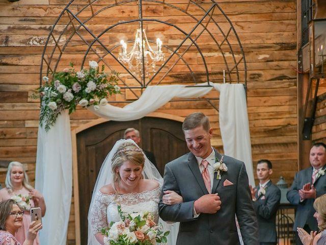 Ryan and Shelby's Wedding in Washington, Oklahoma 222