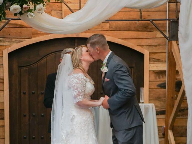 Ryan and Shelby's Wedding in Washington, Oklahoma 223