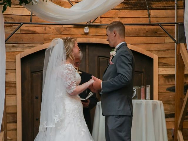 Ryan and Shelby's Wedding in Washington, Oklahoma 225