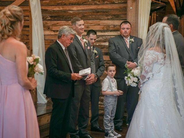 Ryan and Shelby's Wedding in Washington, Oklahoma 230