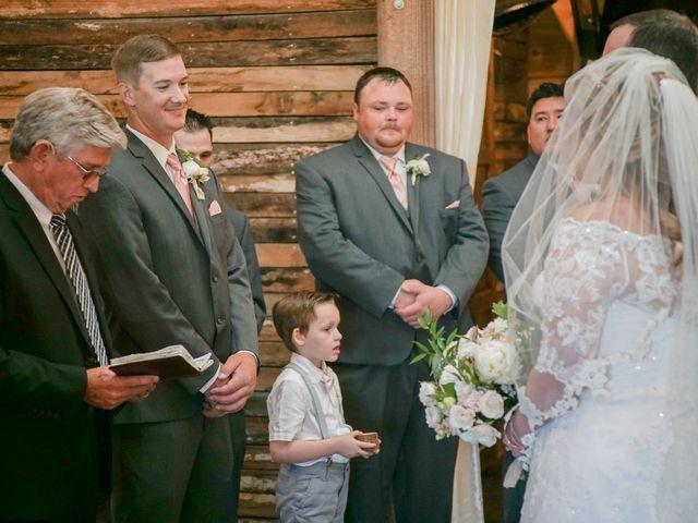 Ryan and Shelby's Wedding in Washington, Oklahoma 233