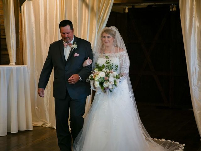 Ryan and Shelby's Wedding in Washington, Oklahoma 236