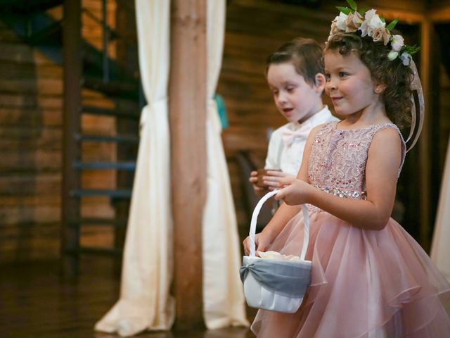 Ryan and Shelby's Wedding in Washington, Oklahoma 237