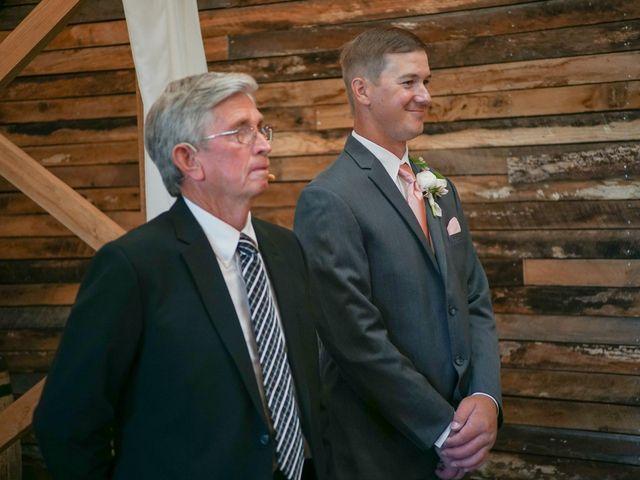 Ryan and Shelby's Wedding in Washington, Oklahoma 241