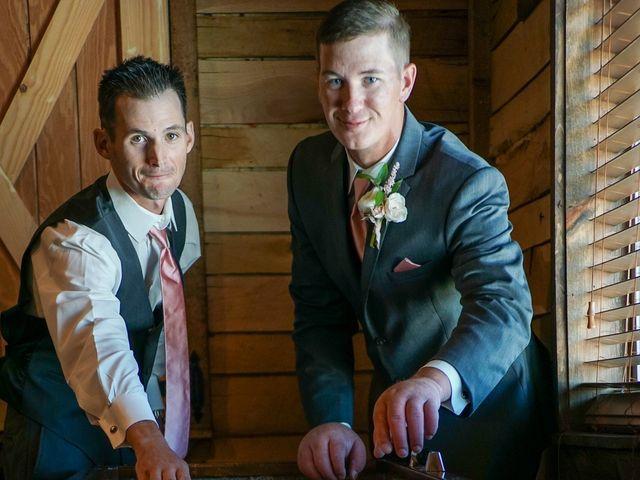 Ryan and Shelby's Wedding in Washington, Oklahoma 247