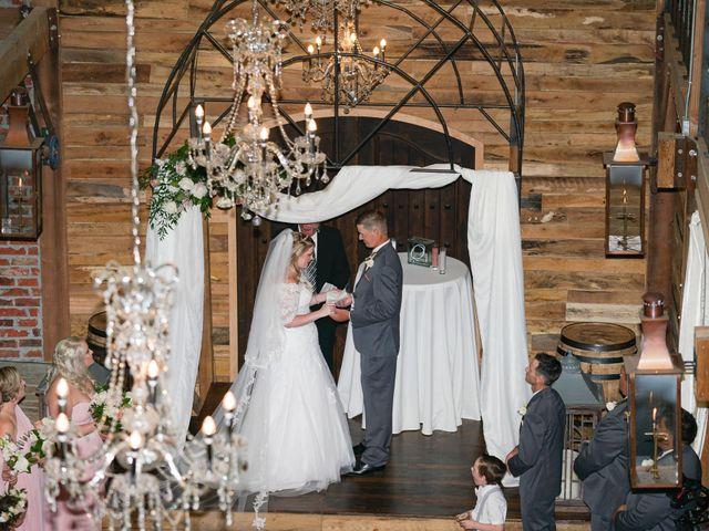 Ryan and Shelby's Wedding in Washington, Oklahoma 258