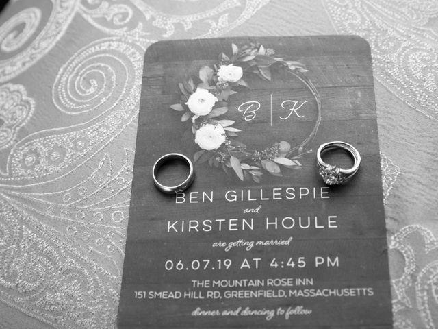 Ben and Kirsten's Wedding in Greenfield, Massachusetts 15