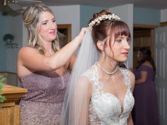 Ben and Kirsten's Wedding in Greenfield, Massachusetts 17