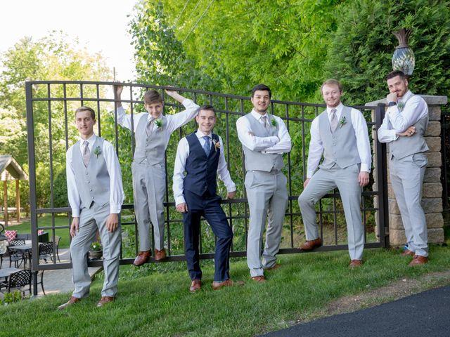 Ben and Kirsten's Wedding in Greenfield, Massachusetts 22