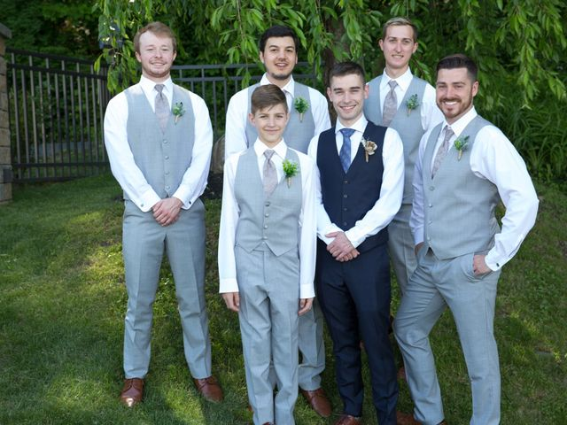 Ben and Kirsten's Wedding in Greenfield, Massachusetts 23