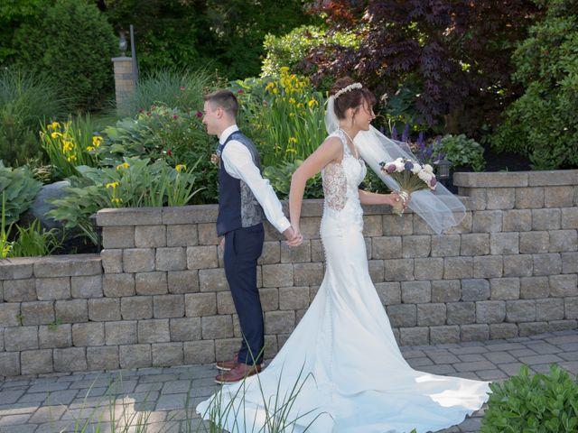 Ben and Kirsten's Wedding in Greenfield, Massachusetts 30