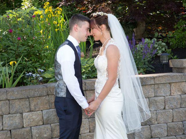 Ben and Kirsten's Wedding in Greenfield, Massachusetts 34