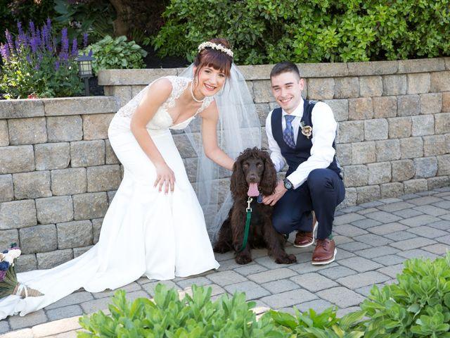 Ben and Kirsten's Wedding in Greenfield, Massachusetts 36