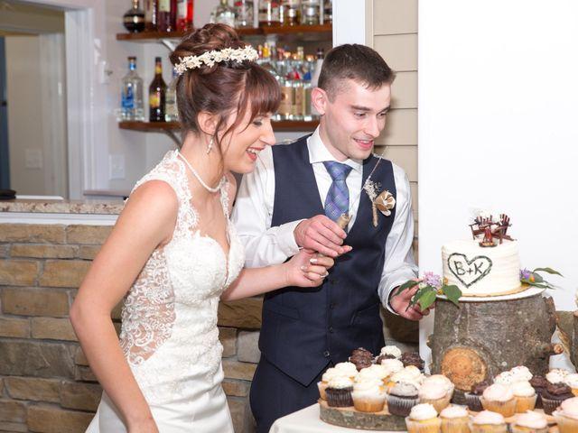 Ben and Kirsten's Wedding in Greenfield, Massachusetts 45