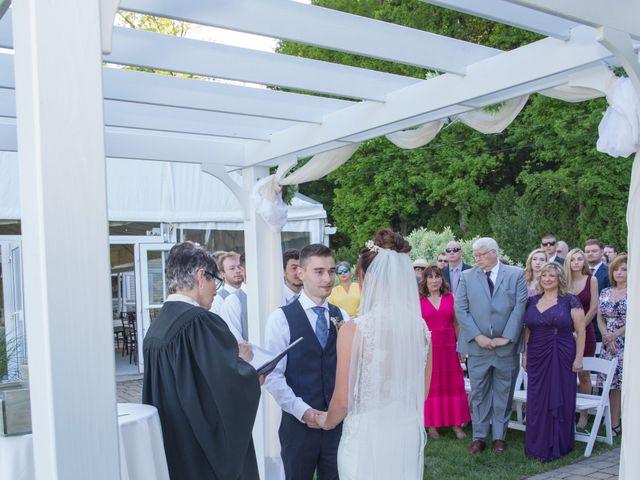 Ben and Kirsten's Wedding in Greenfield, Massachusetts 47