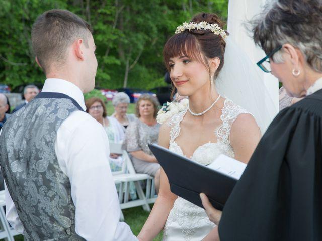 Ben and Kirsten's Wedding in Greenfield, Massachusetts 48