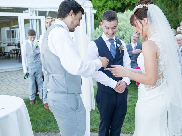 Ben and Kirsten's Wedding in Greenfield, Massachusetts 53