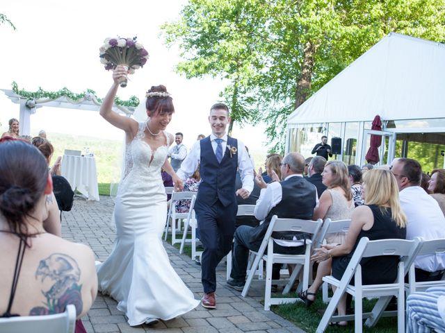 Ben and Kirsten's Wedding in Greenfield, Massachusetts 56
