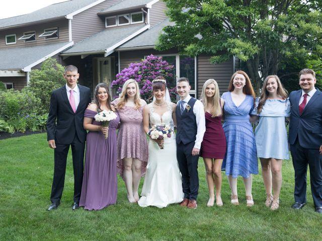 Ben and Kirsten's Wedding in Greenfield, Massachusetts 57
