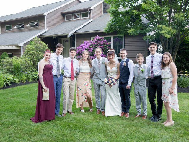 Ben and Kirsten's Wedding in Greenfield, Massachusetts 58