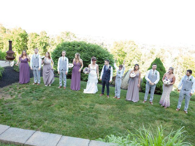 Ben and Kirsten's Wedding in Greenfield, Massachusetts 62