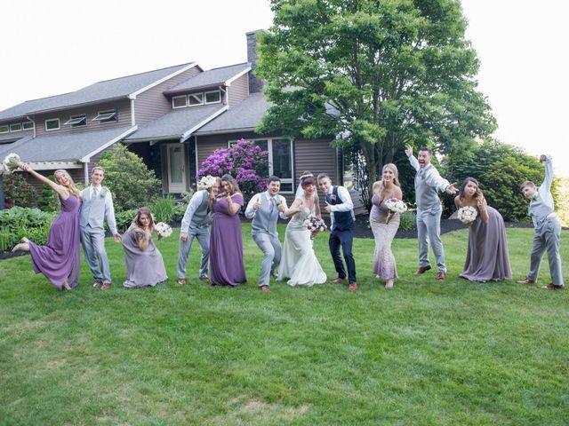 Ben and Kirsten's Wedding in Greenfield, Massachusetts 63