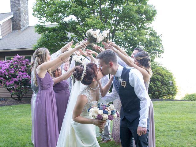 Ben and Kirsten's Wedding in Greenfield, Massachusetts 65