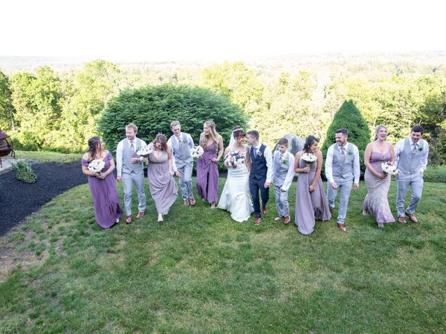 Ben and Kirsten's Wedding in Greenfield, Massachusetts 68