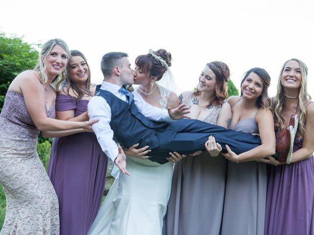 Ben and Kirsten's Wedding in Greenfield, Massachusetts 69