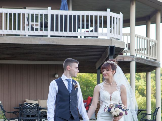 Ben and Kirsten's Wedding in Greenfield, Massachusetts 76