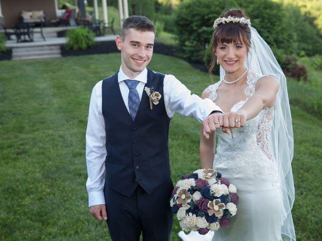 Ben and Kirsten's Wedding in Greenfield, Massachusetts 1