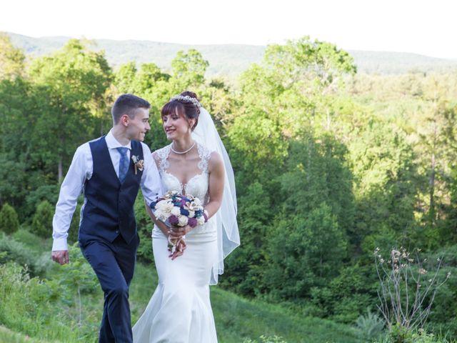 Ben and Kirsten's Wedding in Greenfield, Massachusetts 80